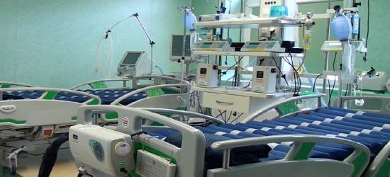 Szpital w Lesku ma nowy SOR. Teraz czas na lądowisko (FILM)