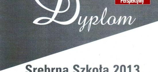 Technikum Leśne w Lesku – Srebrna Szkoła 2013