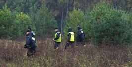 BIESZCZADY: Policjanci, ratownicy GOPR i pies tropiący szukali zaginionej 52-latki
