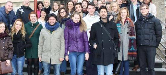 Międzynarodowe spotkanie w PWSZ i u burmistrza (FILM)