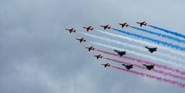 KROSNO: Ponad 40 maszyn weźmie udział w Podkarpackich Pokazach Lotniczych! Impreza za niespełna dwa tygodnie! (FILM, ZDJĘCIA)
