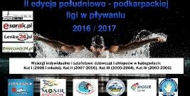 Zbliża się finał II edycji południowo-podkarpackiej ligi w pływaniu. Zawodnicy zmierza się w Lesku