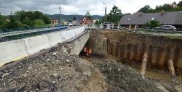 LESKO24.PL: Uwaga na most w Hoczwi. Remonty powodują spore korki