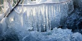 UWAGA! W nocy Bieszczadach i Beskidzie Niskim temperatura spadnie do -18 st. Celsjusza