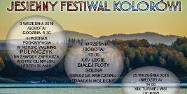Jesienny Festiwal Kolorów Gminy Solina