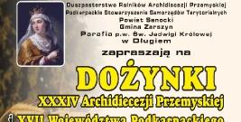 XXXIV Dożynki Archidiecezji Przemyskiej