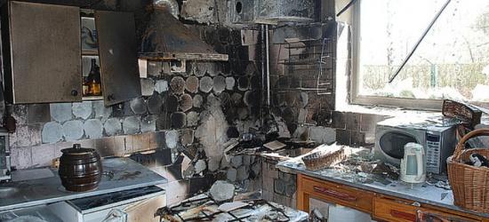 Awaria chłodziarki prawdopodobną przyczyną pożaru w Solinie